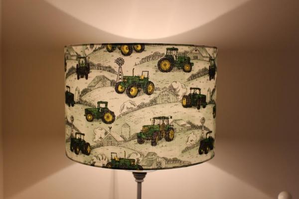 Tractors by Mono Handmade - Illuminated
